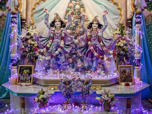 ISKCON Hungary Deity Darshan 01 Jan 2020