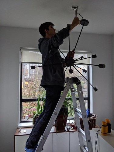 Installing Lighting