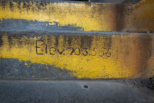 Elevation: 703.556'