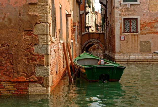 Venezia / Rio di San Boldo / Ponte Storto