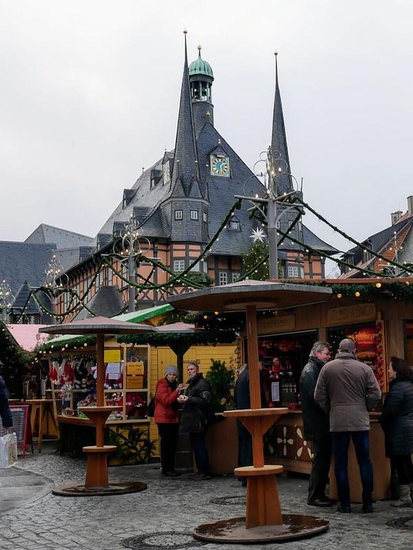 joulumarkkinat wernigerode saksa