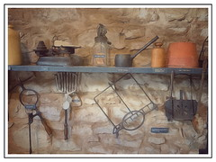Chefs Tools, Kendal Folk Museum