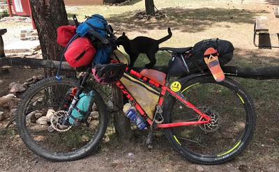 Nat Tour Divide 2019, solarismax, solaris, cotic, steelisreal, tourdivide, adventure, gravel, tour divide, bikepacking, offroad.cc
