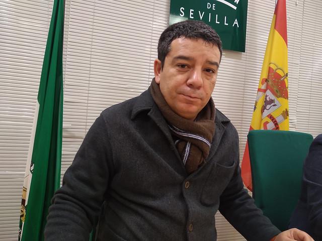 Alcalde Almadén de la Plata