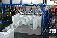 Focusun Brine system Block ice machine 10 ton per day