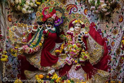 ISKCON Vrindavan Deity Darshan 02 Jan 2020