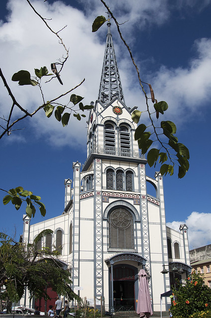 Saint-Luis Cathedral, Port-de-France, Martinique