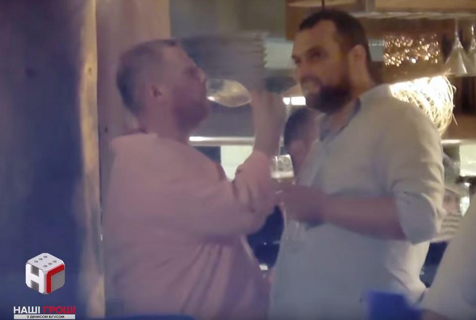Юрий Горовой и Андрей Ваврыш