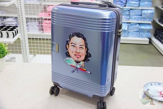 客製化行李箱-UV直噴機推薦