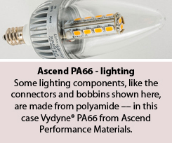 Ascend PA66 - lighting