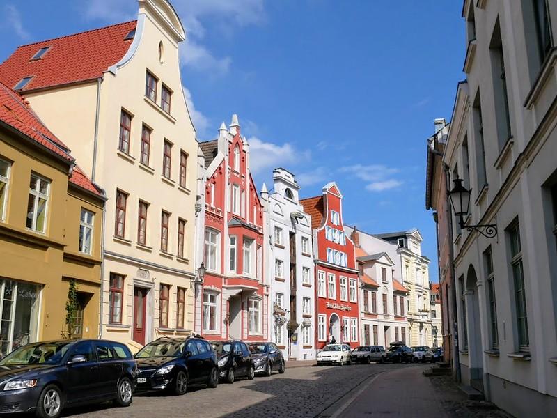wismar saksa rakennukset