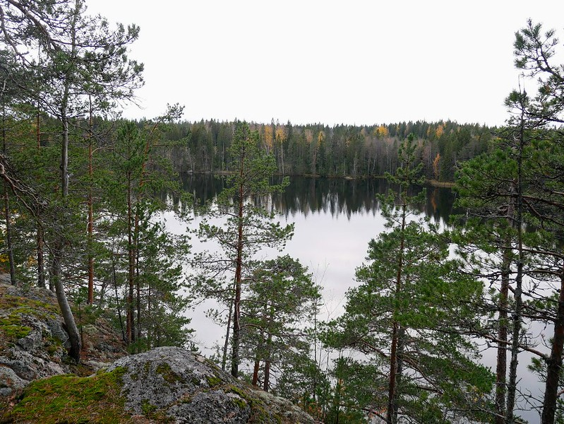 kattilajärvi kalliot