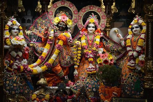ISKCON Ujjain Deity Darshan 02 Jan 2020