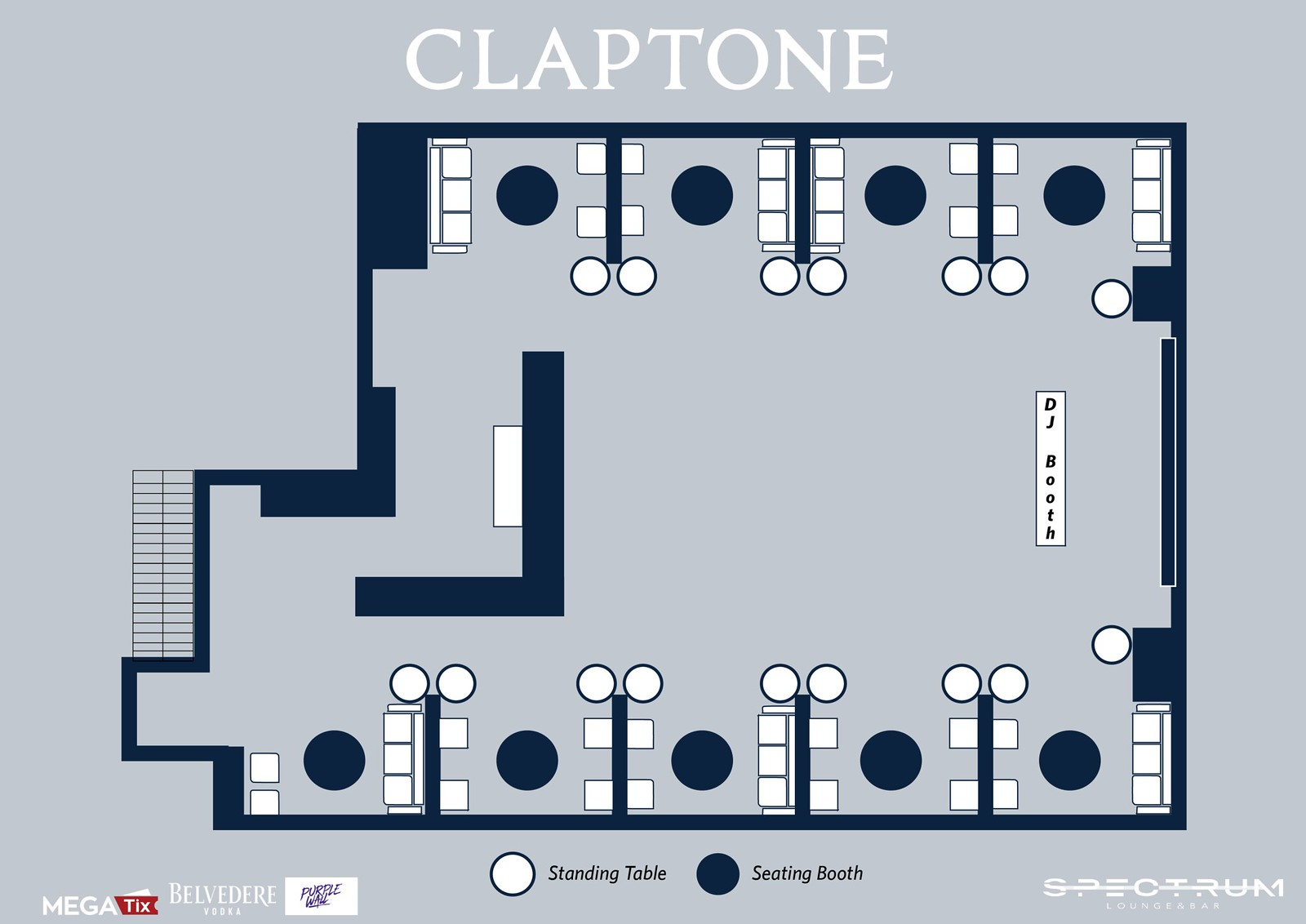 Spectrum Claptone_Floor Plan