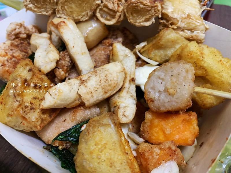三重宵夜,三重小吃,三重美食,三重鹹酥雞,神雞妙蒜鹽酥雞 @陳小可的吃喝玩樂