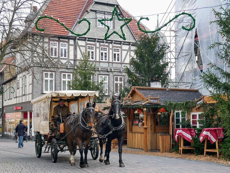 goslar joulumarkkinat