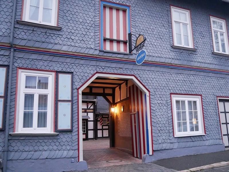gastehaus schmitz goslar