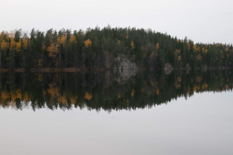 urjajärvi nuuksio