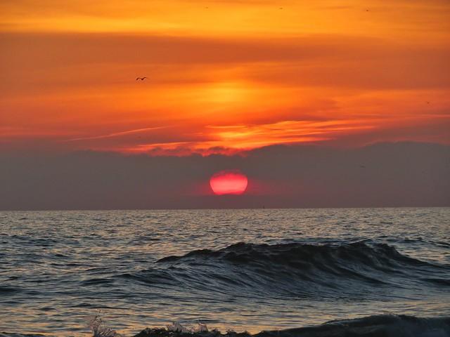First Sunset 2020
