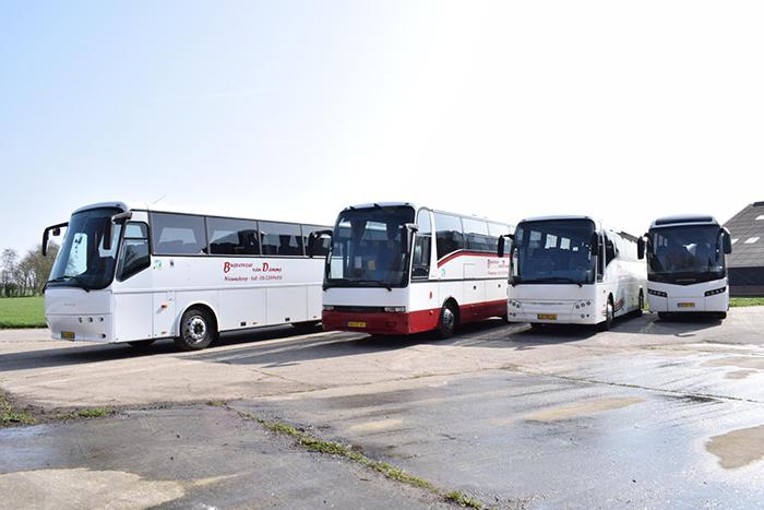 Nieuwdorp - Van Damme Busvervoer