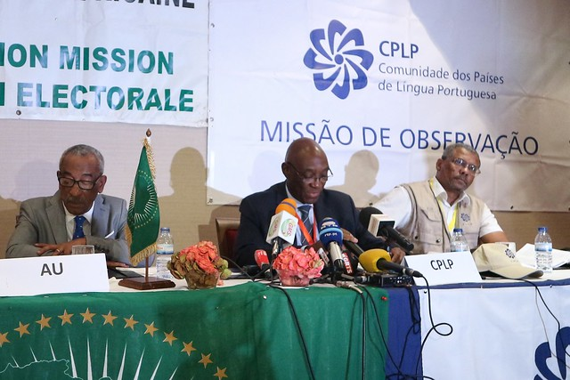 Missão de Observação Eleitoral à 2ª Volta das Presidenciais na Guiné-Bissau