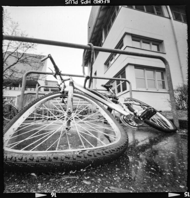 Broken bike, Nürnberg