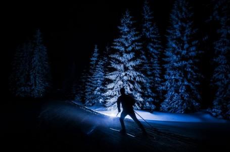 Bedřichovský noční maraton zve opět do Jizerských hor s čelovkou