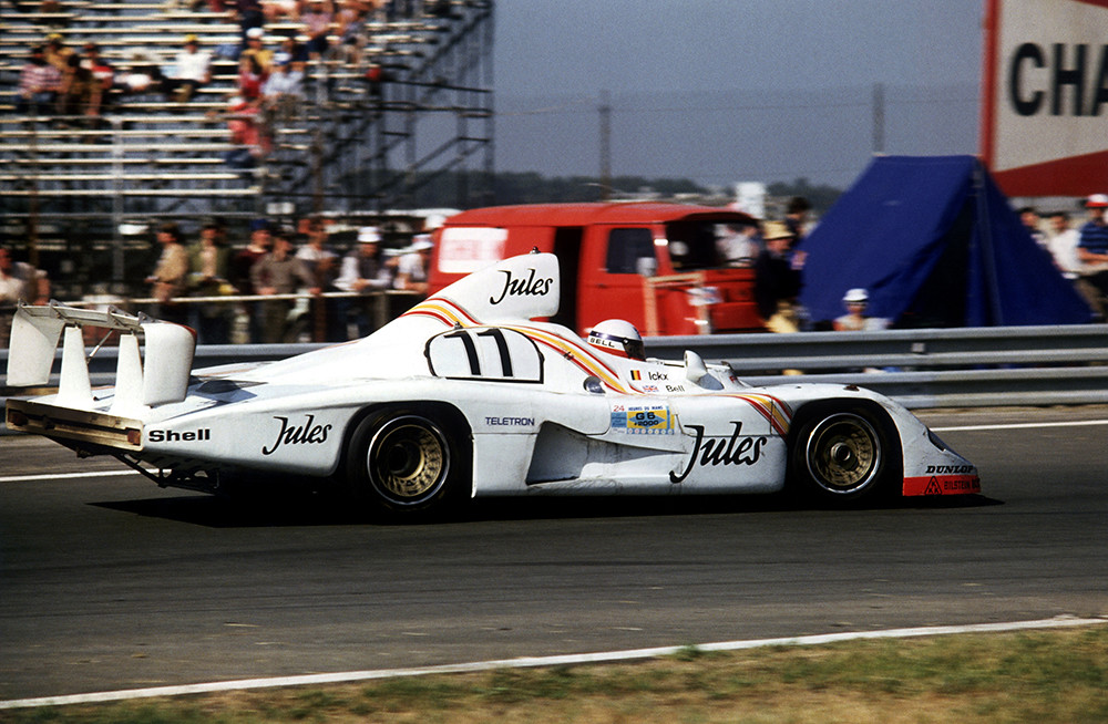 1981 Porsche 93681 Spyder '1981