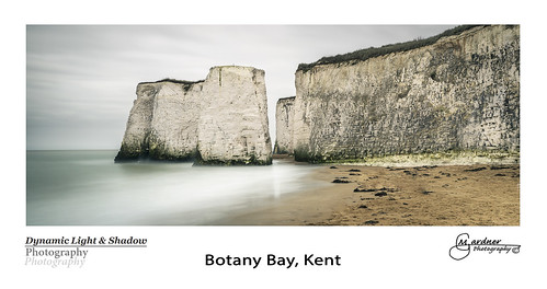 Botany Bay, Kent | by M Gardner Photography