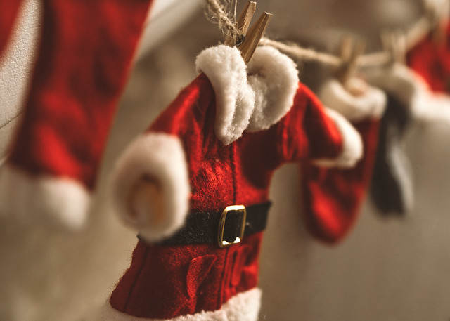 Santa's Laundry // 02 01 2020