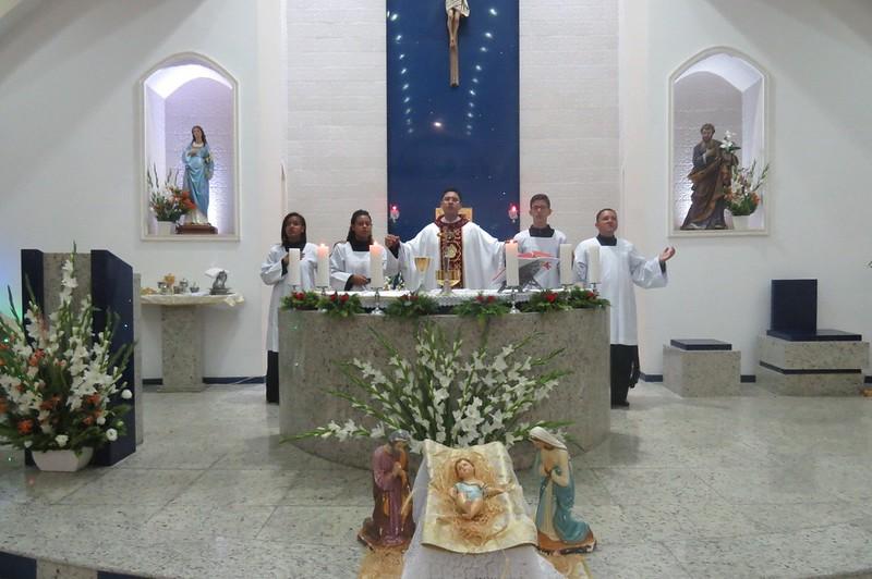 Missa de Natal na Diocese