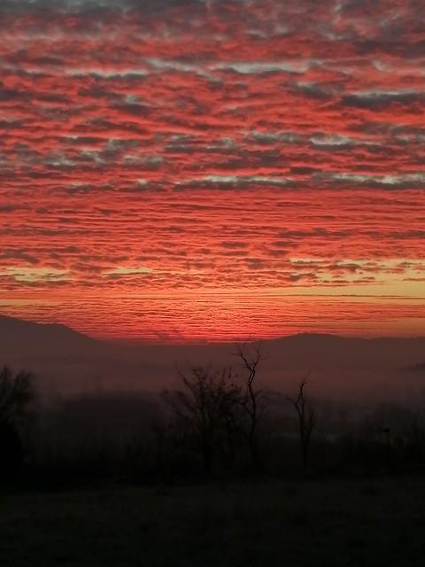 alba di fine anno