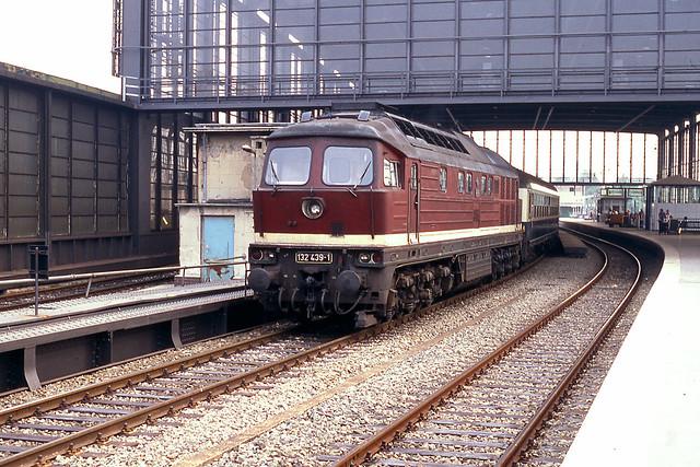DR 132 439 West-Berlijn (D) 8 juli 1987
