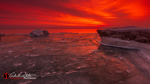 atwater clouds discoverwisconsin greatlakes ice lakemichigan lakefront landscape landscapes milwaukee shorewood snow sunrise travelwisconsin water winter freeze frozen mkemycity dearmke sky
