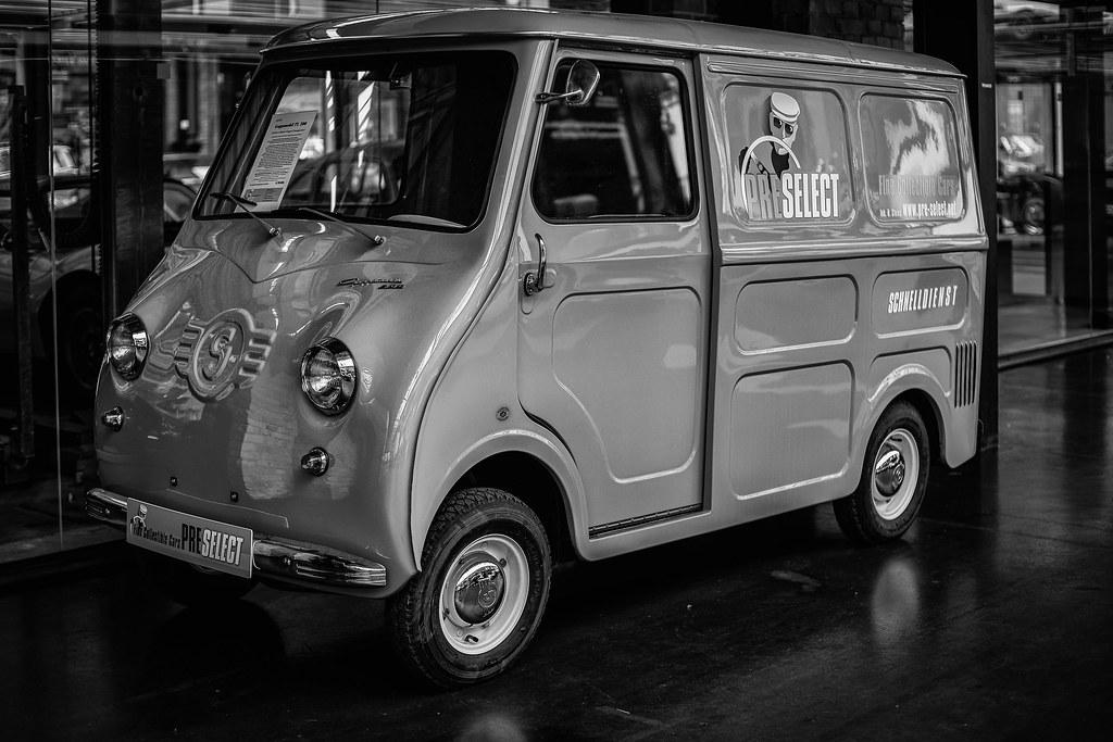 Goggomobil Transporter - Classic Remise Berlin