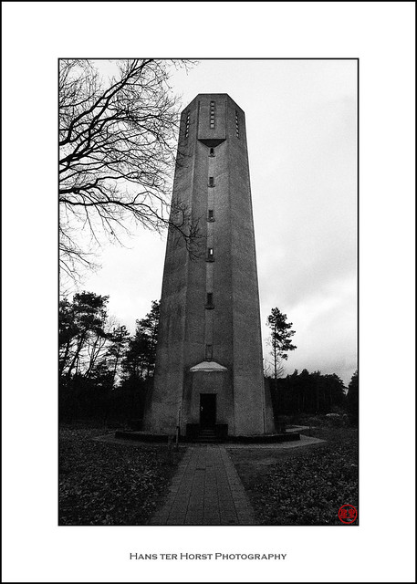 Water tower, Radio Kootwijk