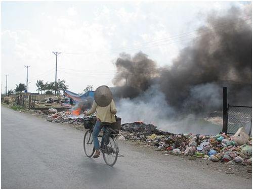 Image result for Câu chuyện đầu năm: Nguy cơ khủng hoảng môi trường