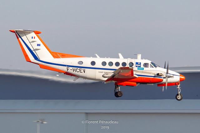 Beech Super King Air 200GT - F-HCEV