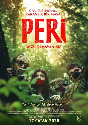 Peri: Ağzı Olmayan Kız -        Peri: Girl With No Mouth (2020)