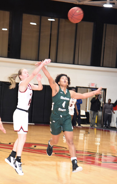 Lady Jets fall to 11th ranked Shelton State