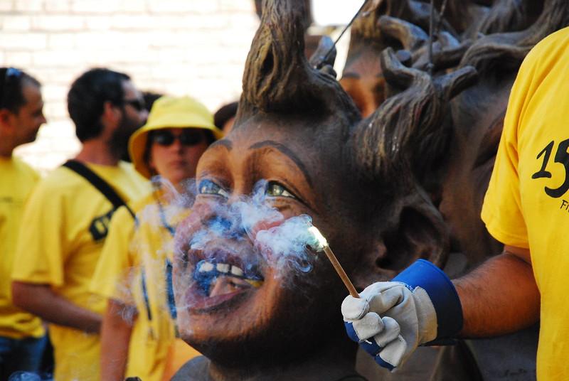 Ceps Infantils - Somriure Fum