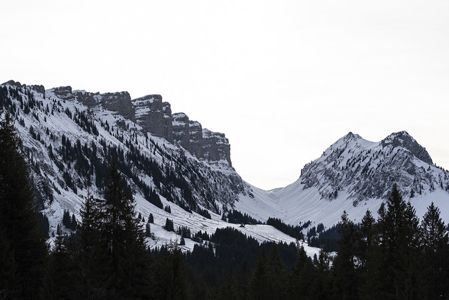 7 Hengste and Sichle: View from Eriztal