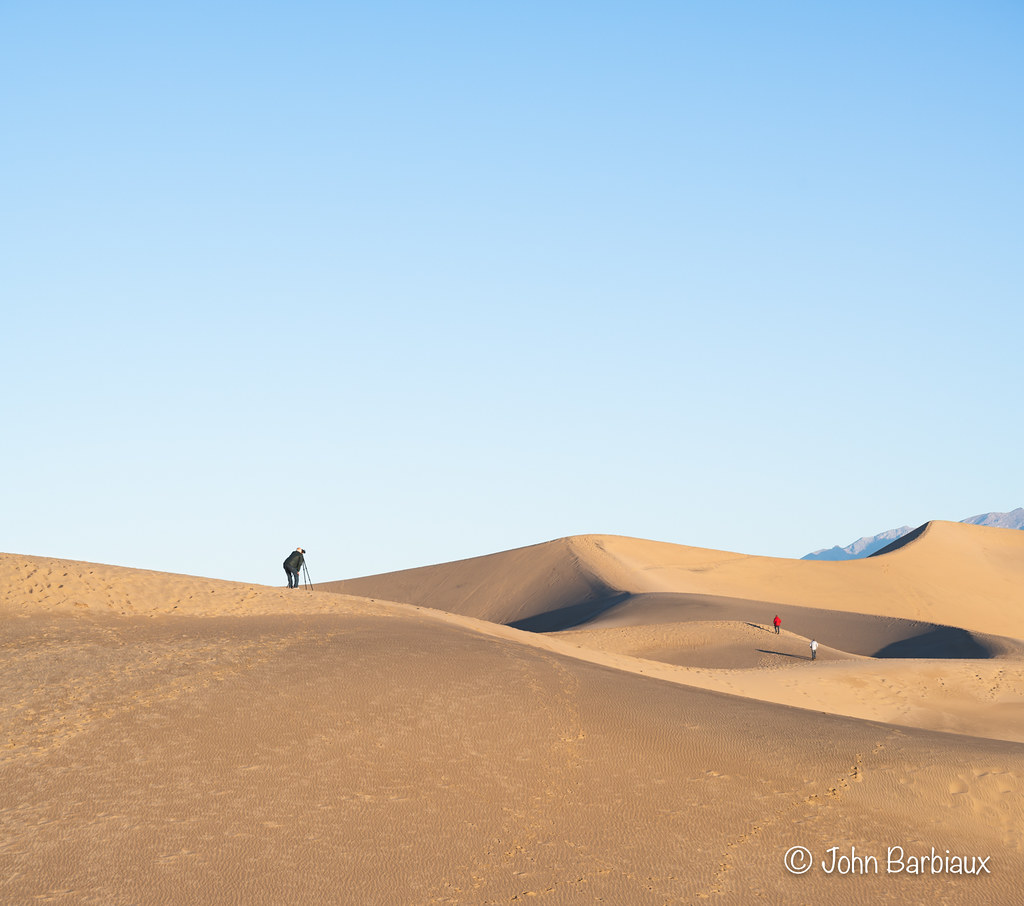 Mesquite Dunes Photographer