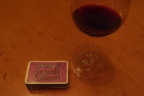 """Rotwein zum Kartenspiel """"Der große Dalmuti"""""""
