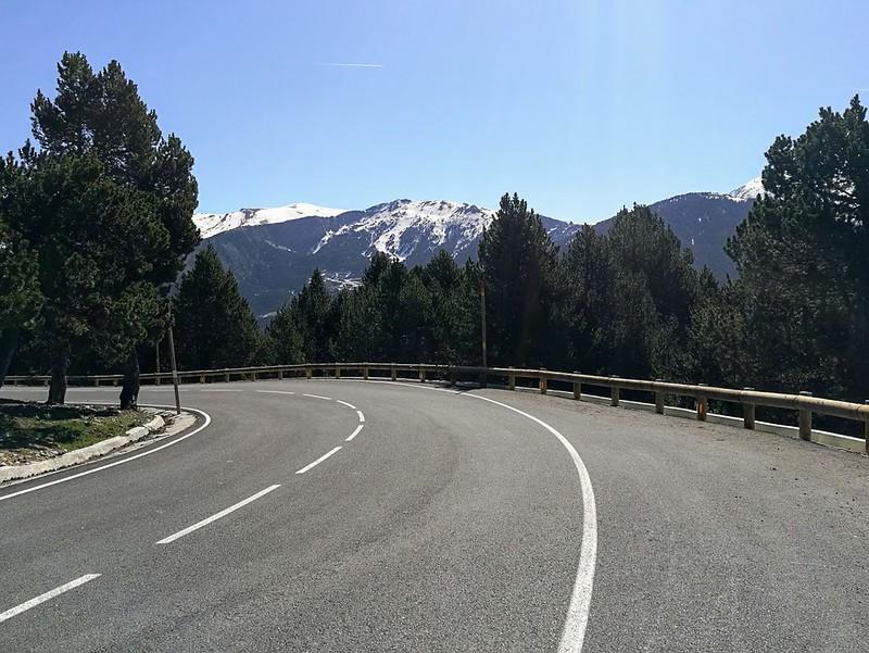 Autoilu Andorra