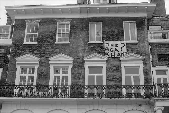 The Aga Khant?, London 1981