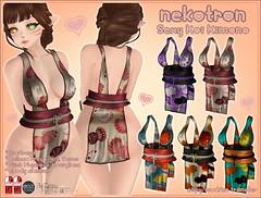 [Nekotron] Sexy Koi Kimono
