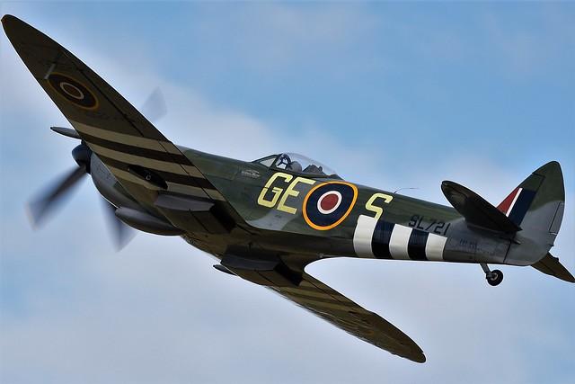 2AA_8789 RAF Supermarine Spitfire Mk-XVI SL721 OGE-S 349 Belgium Squadron