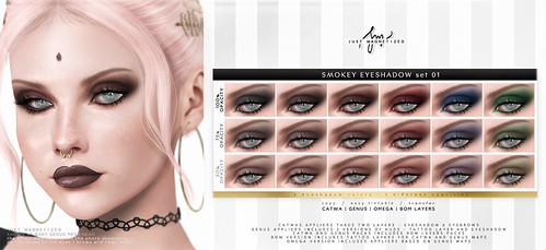 Just Magnetized - Smokey Eyeshadow