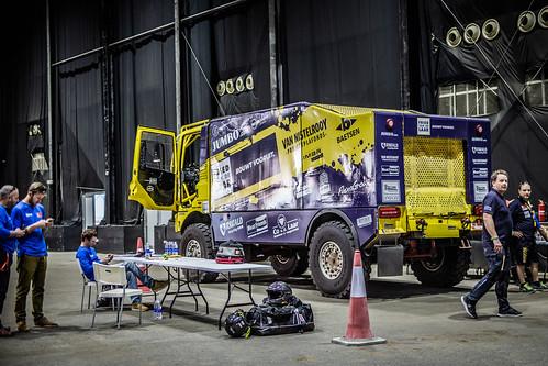 Dakar 2020 - Scrutineering day 1